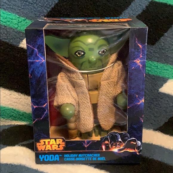Yoda Star Wars Nutcracker